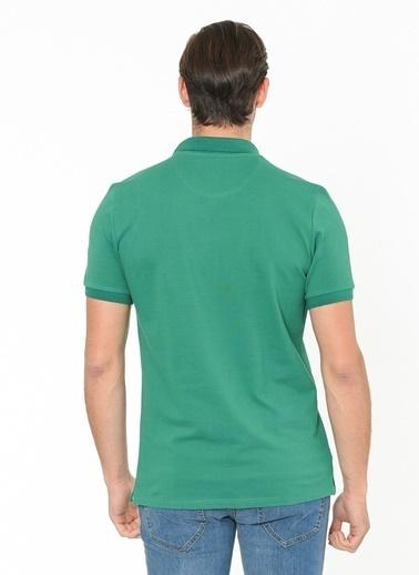 Beymen Business Polo Yaka Tişört Yeşil